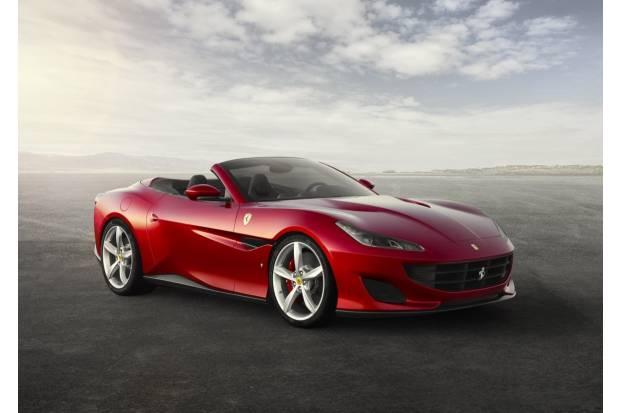 Ferrari Portofino: el sustituto del California T se presenta en Frankfurt