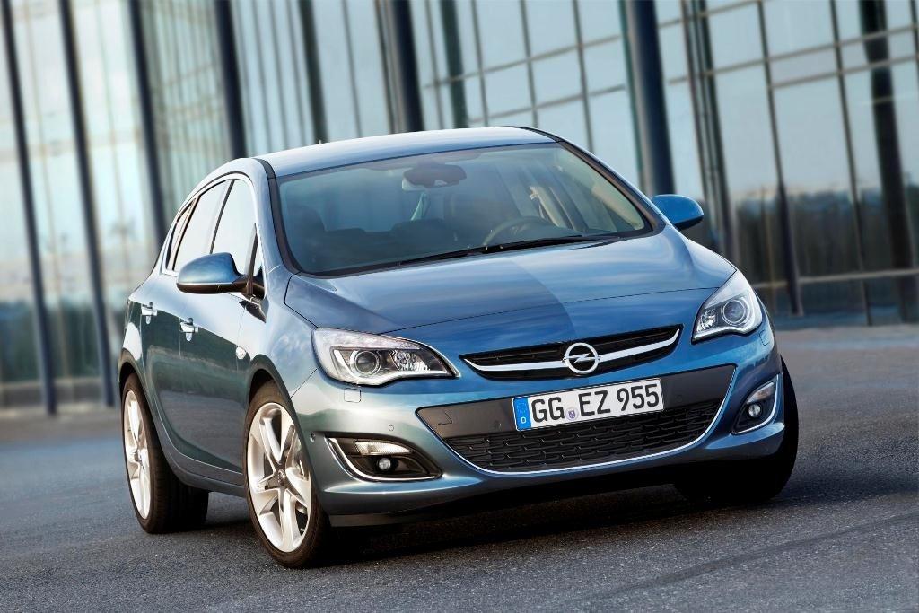 Opel Astra Tecnho