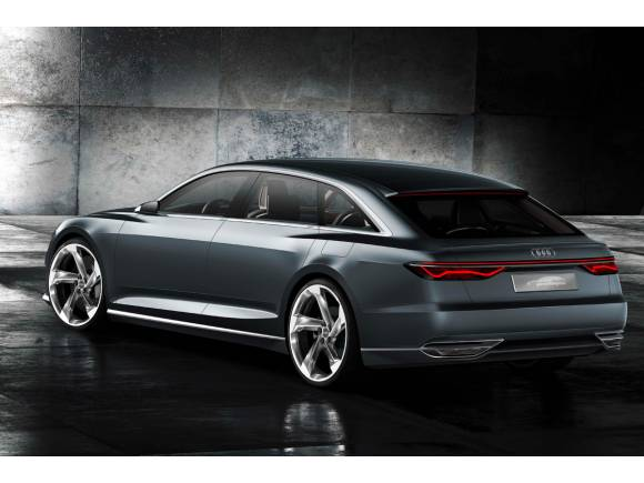 Audi Prologue Avant, ejercicio de diseño en clave familiar