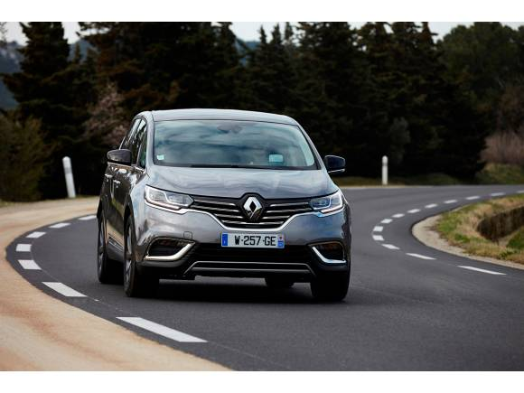 Nueva edición limitada ICON para los Renault Espace y Talisman