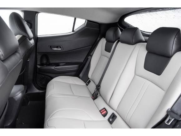 Toyota C-HR: primera prueba, precios y opiniones