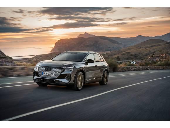 Gama y precios del nuevo Audi Q4 e-tron y Q4 e-tron Sportback