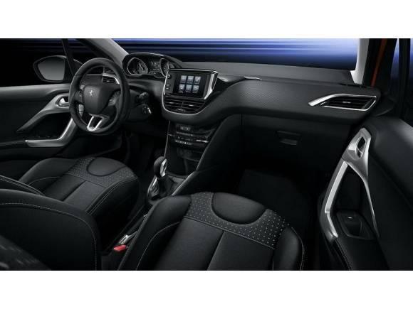Puesto de conducción Peugeot i-Cockpit