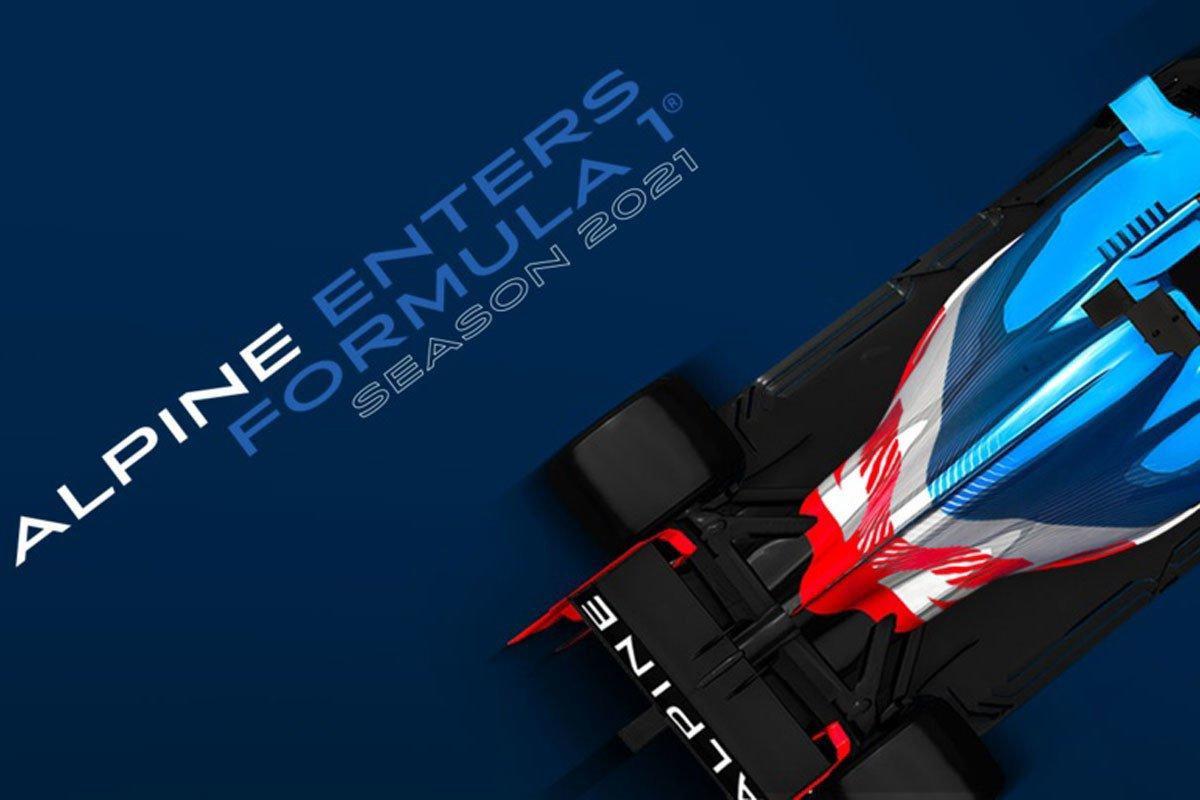 Alpine Formula 1 2021