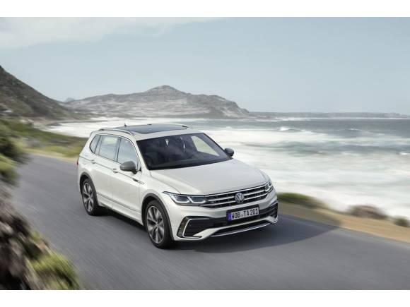 Nuevo Volkswagen Tiguan Allspace: nueva imagen, mismos motores