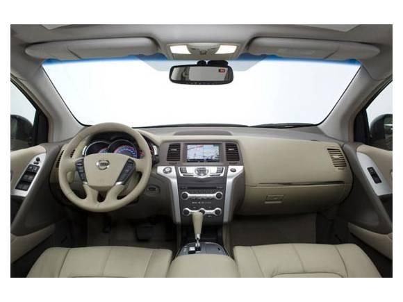Nissan Murano por fin en versión diésel