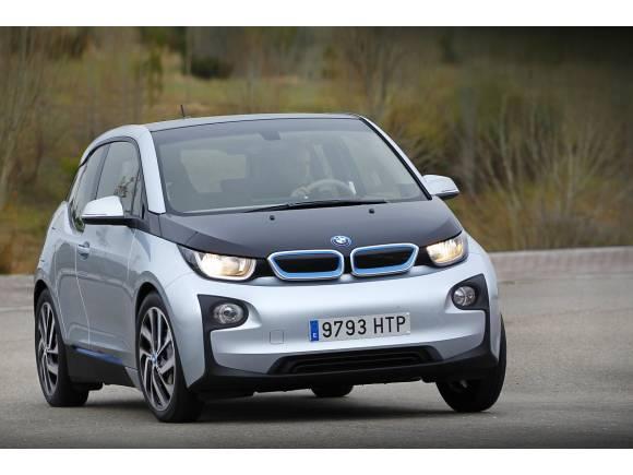 Prueba 10: BMW i3, el primer coche cien por cien eléctrico de BMW