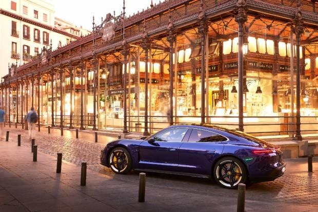 Prueba Porsche Taycan: 100% eléctrico, 100% deportivo