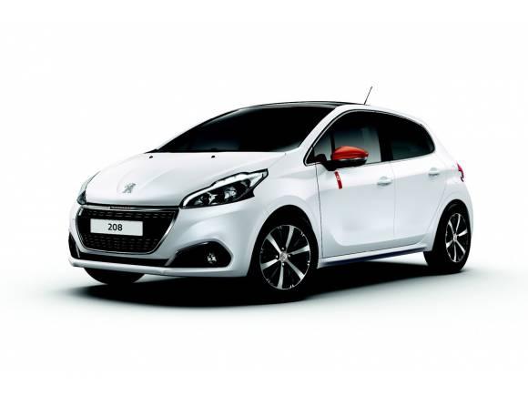 El nuevo Peugeot 208 ya tiene su versión Roland Garros
