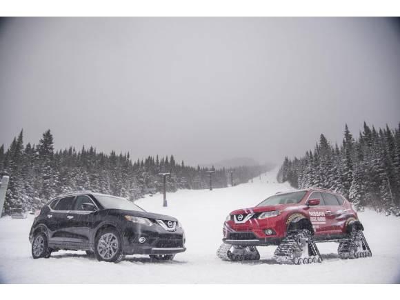 Claves para viajar en coche a la estación de esquí