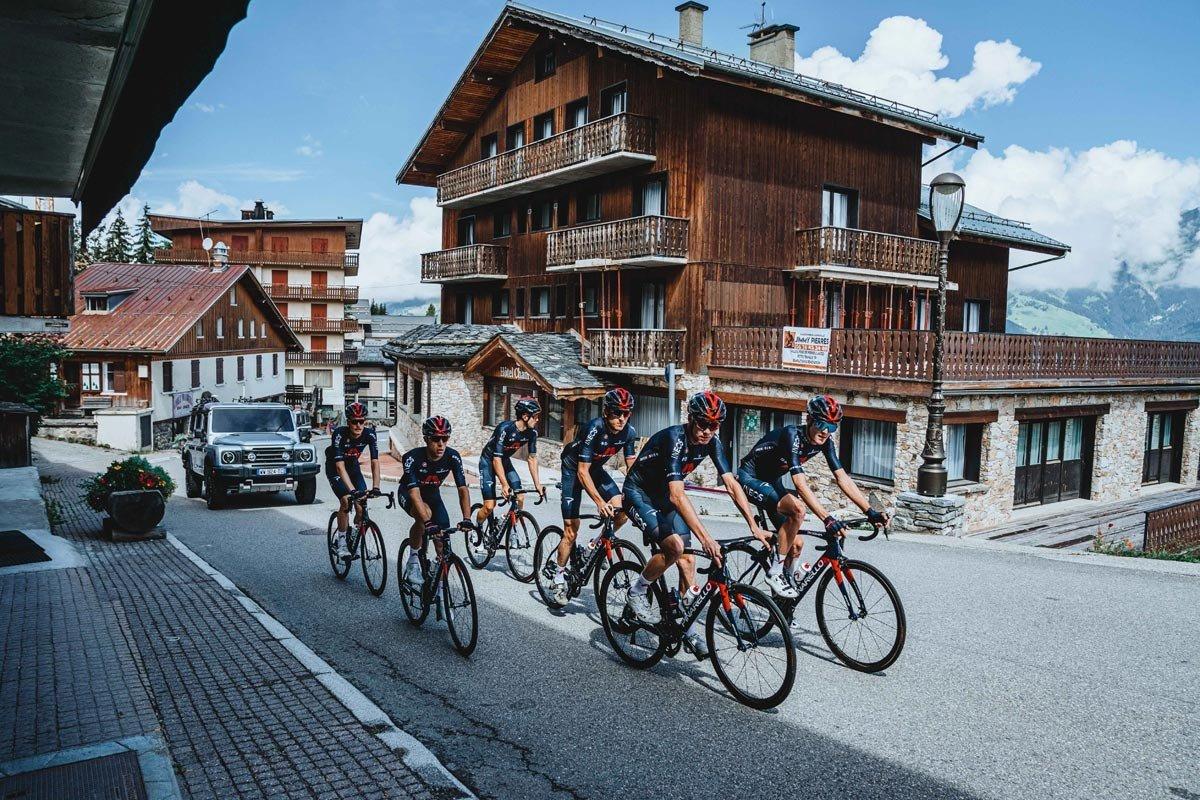 Ineos Grenadier ciclismo