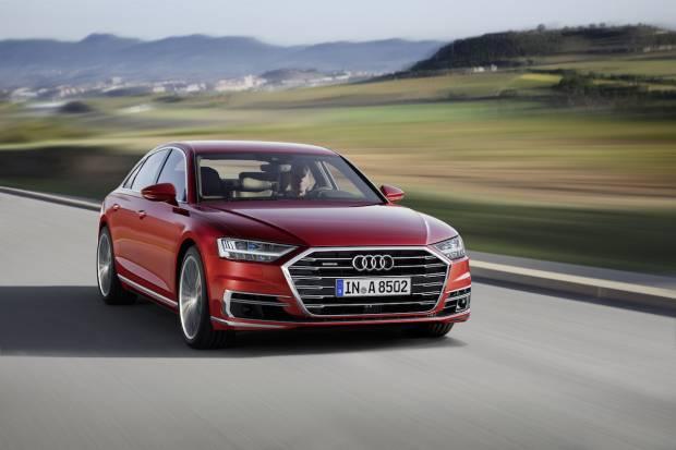 Nuevo Audi A8 de 2018, llega la cuarta generación