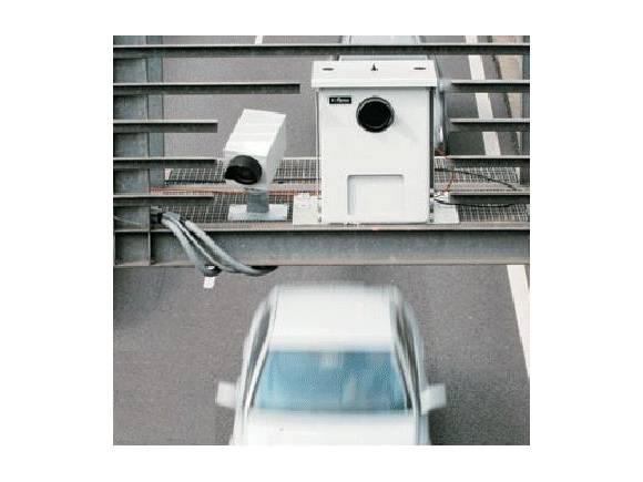 Radares de tramo: Cómo funcionan y dónde están colocados