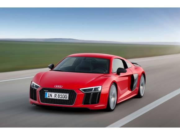 El Audi R8 costará 191.870 euros y llegará en otoño