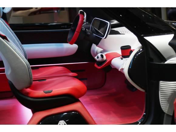 Fiat Concept Centoventi, el eléctrico italiano