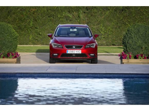 Seat León ST 4Drive y X-PERIENCE: los León con tracción total