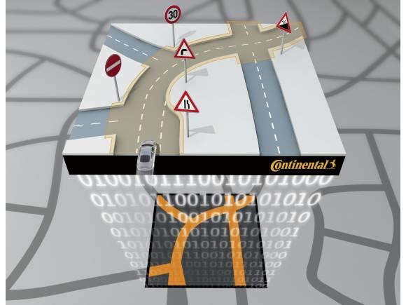Continental revoluciona los sistemas de ayuda a la conducción