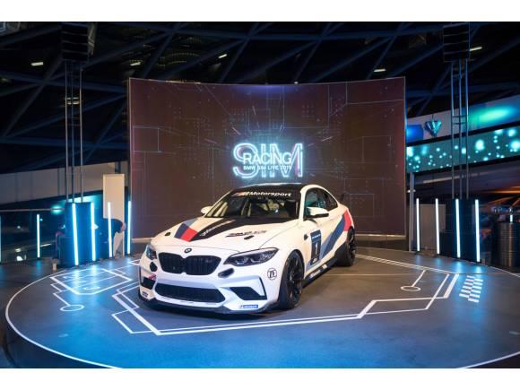 BMW M2 CS Racing: el vehículo de acceso para la competición