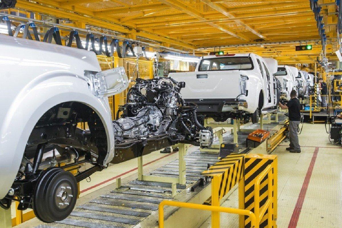 coronavirus producción coches