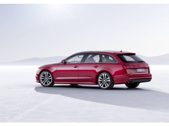 Nuevos Audi A6 y Audi A7 Sportback: nueva imagen y más equipamiento