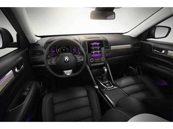 El Renault Koleos se une a la gama Initiale Paris