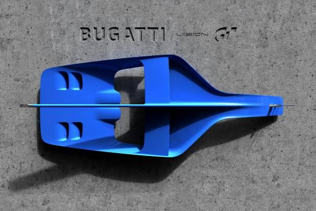 Bugatti ya tiene su coche para Gran Turismo 6