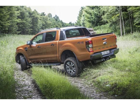 Los pickup suben las ventas un 43,4% en 2018