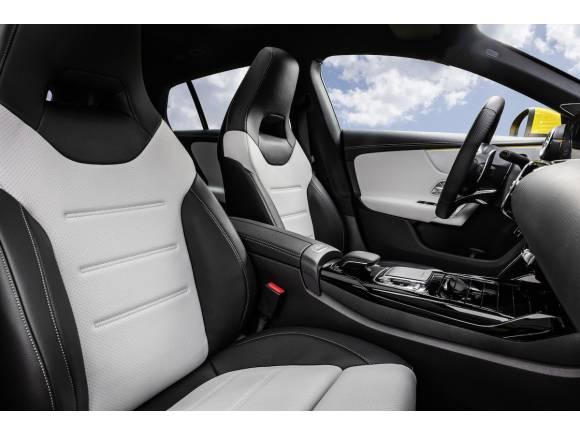 Nuevo Mercedes-AMG CLA 35 Shooting Brake, todo en uno