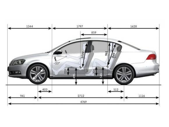 Prueba: Nuevo Volkswagen Passat