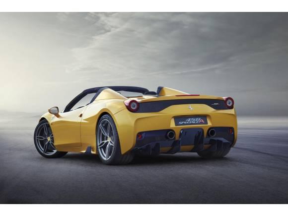 Ferrari 458 Speciale A, el spider italiano más rápido de la historia