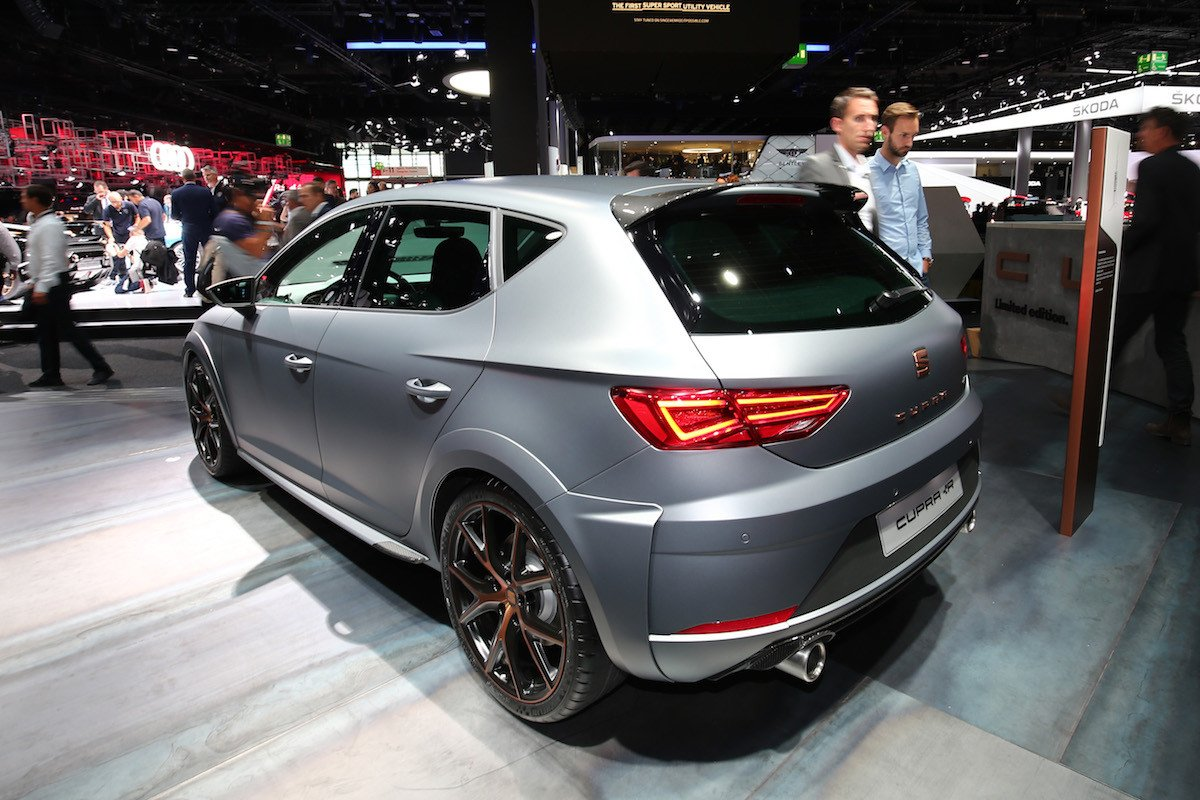 Seat León Cupra R 2018