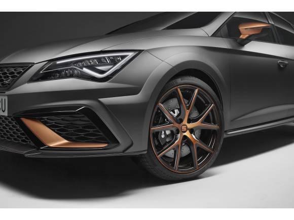 Nuevo Seat León Cupra R, edición limitada de 310 CV