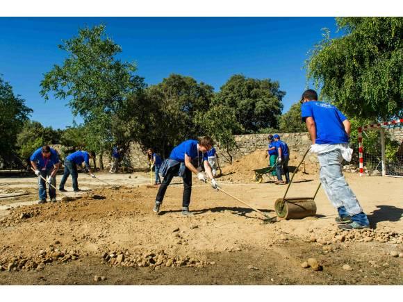 El Voluntariado de Ford cumple su décimo aniversario en España