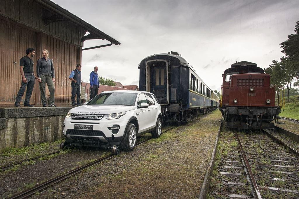 Discovery Sport tren