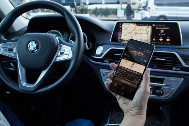 Las novedades de BMW para el Mobile World Congress 2017