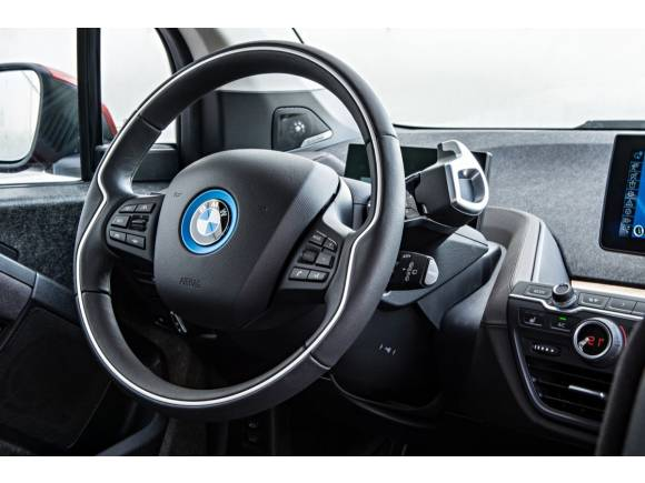 Prueba: BMW i3, el coche eléctrico Premium