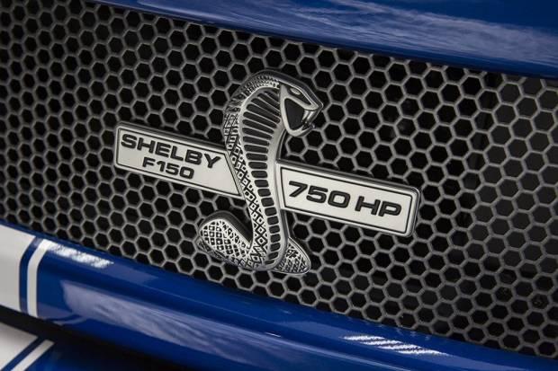F-150 Super Snake, Shelby demuestra que puede hacer pick-ups de 750 CV