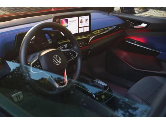 El más prestacional: así es el nuevo Volkswagen ID.4 GTX