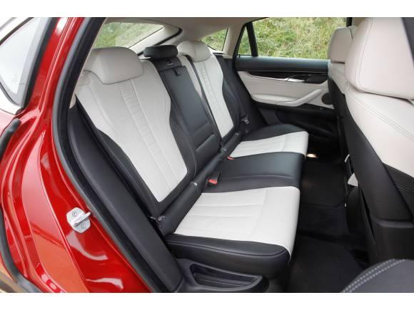 Prueba BMW X6 xDrive30d, un tipo duro