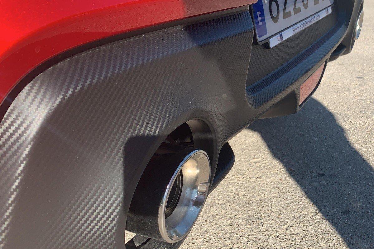Suzuki Swift Sport 2020 Hybrid