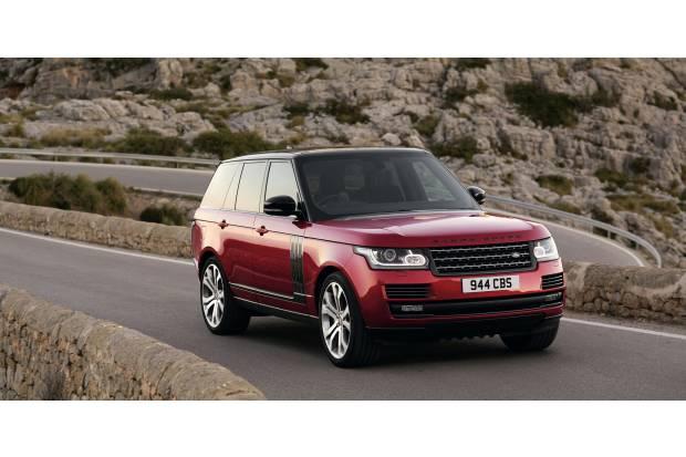 Nuevo Range Rover 2017: más tecnología para el SUV de lujo más campero