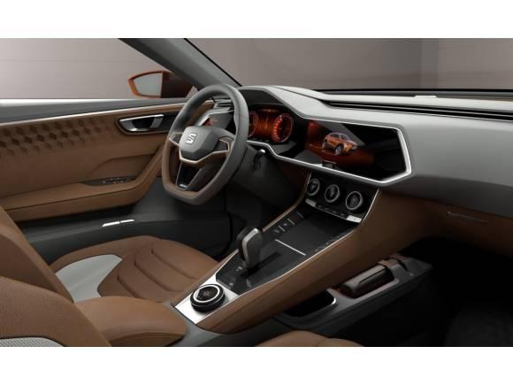 Seat 20V20: este todavía NO es el futuro SUV de Seat