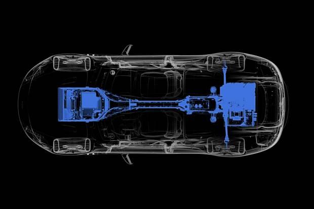 Primeros datos del Aston Martin Rapide E
