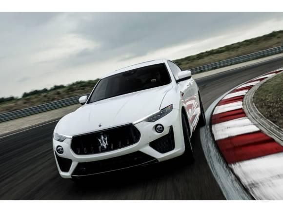 Maserati tiene su propio triplete: así son los Ghibli, Quattroporte y Levante Trofeo