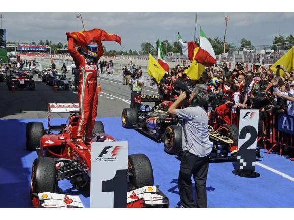 F1 2013: Gran Premio de España. Con Alonso vibró el Circuit