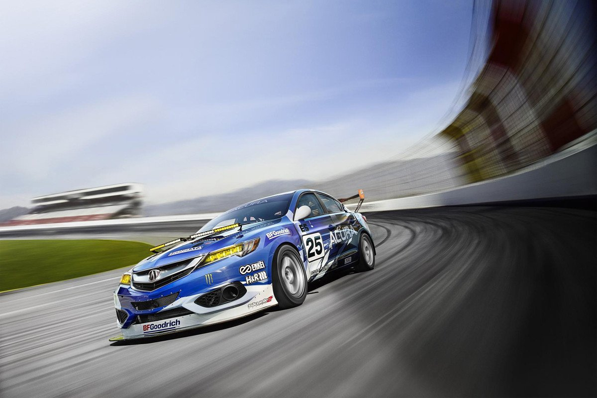 Acura ILX NASA Endurance Racer
