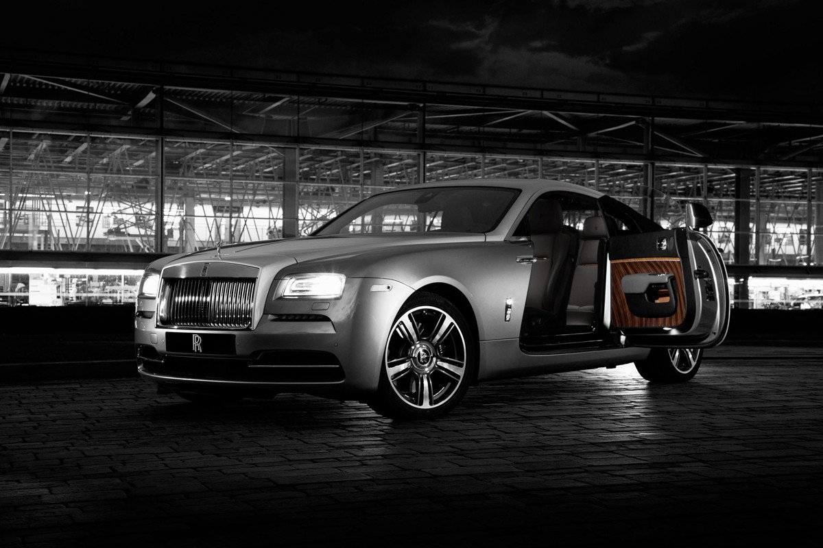 Rolls Royce Wraight Inspired by Film