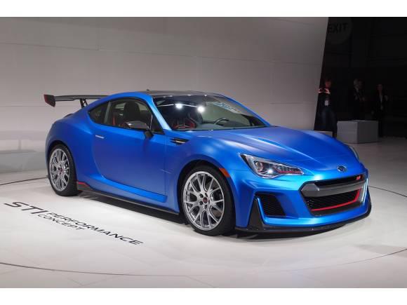 Todos los coches del Salón de Nueva York 2015