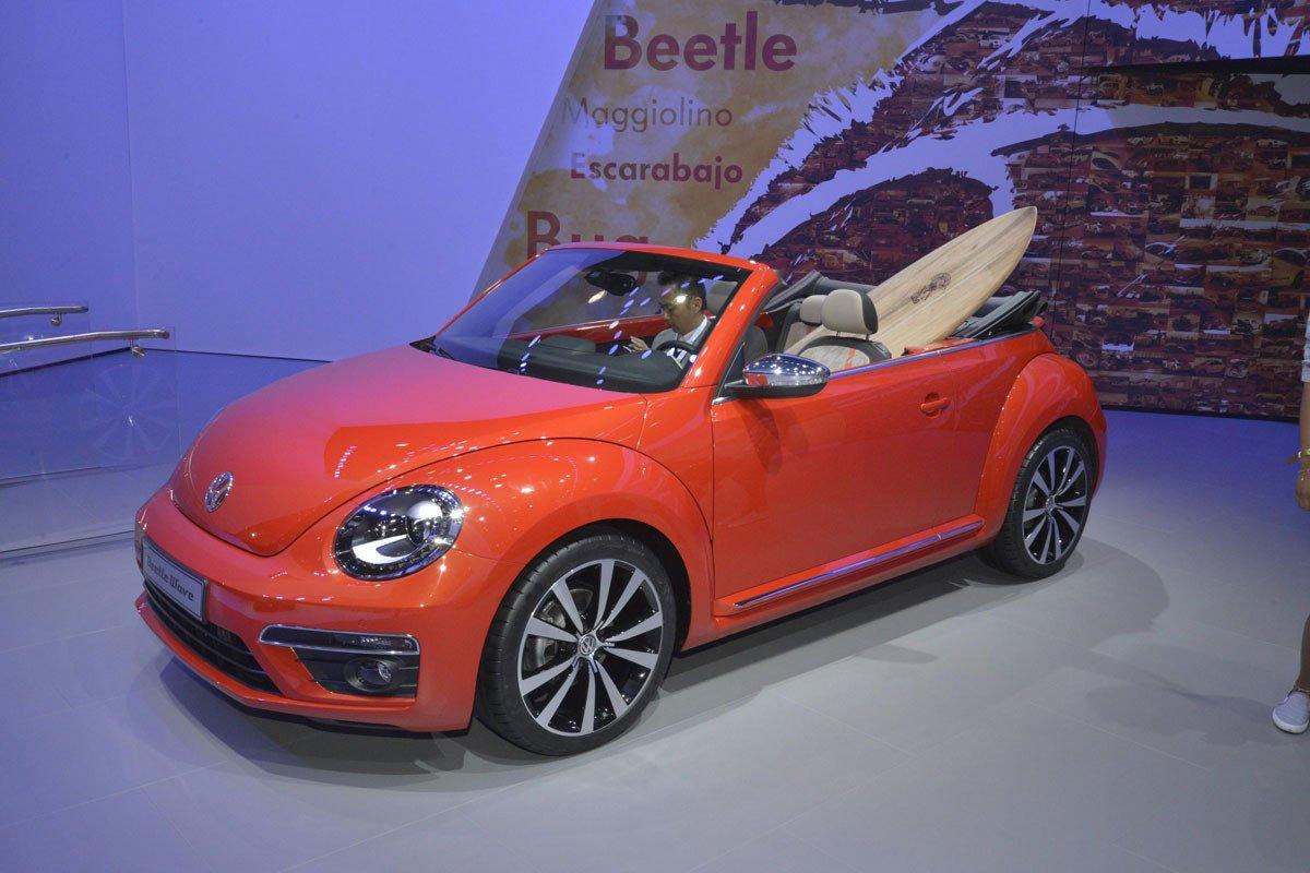 Volkswagen Beetle Convertible Wave