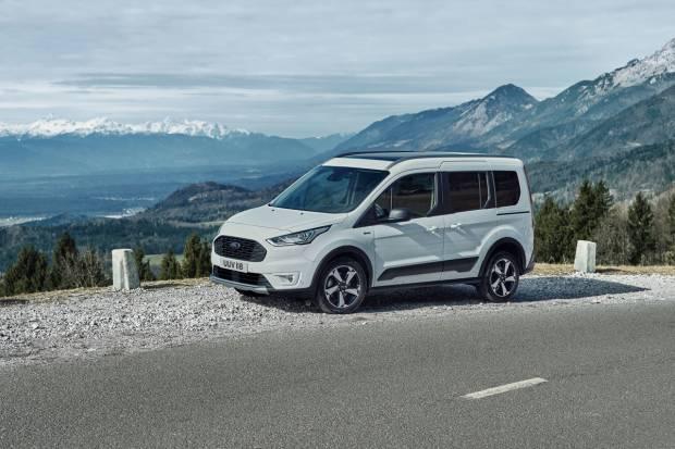 Nueva versión Active para el Ford Tourneo Connect ¿en qué cambia?